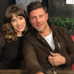 Linsey Godfrey and Greg Vaughan Days of our Lives