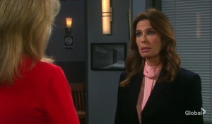 marlena confronts gina days of our lives