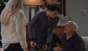 mike wants joss and dev to break him out of the home general hospital