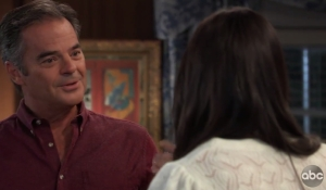 Ned confronts Brook Lynn on General Hospital