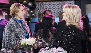 nicole ratty faux fur new years eve party days of our lives