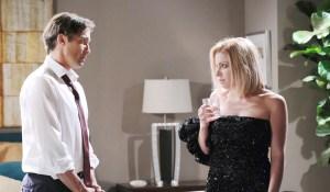 Mimi is disdainful of Philip's interest in Chloe on Last Blast Reunion