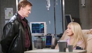 roman visits jenn hospital days of our lives