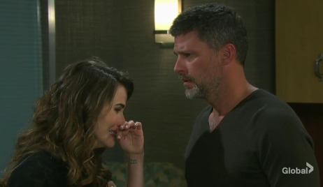sarah and eric devastated over mackenzie days of our lives