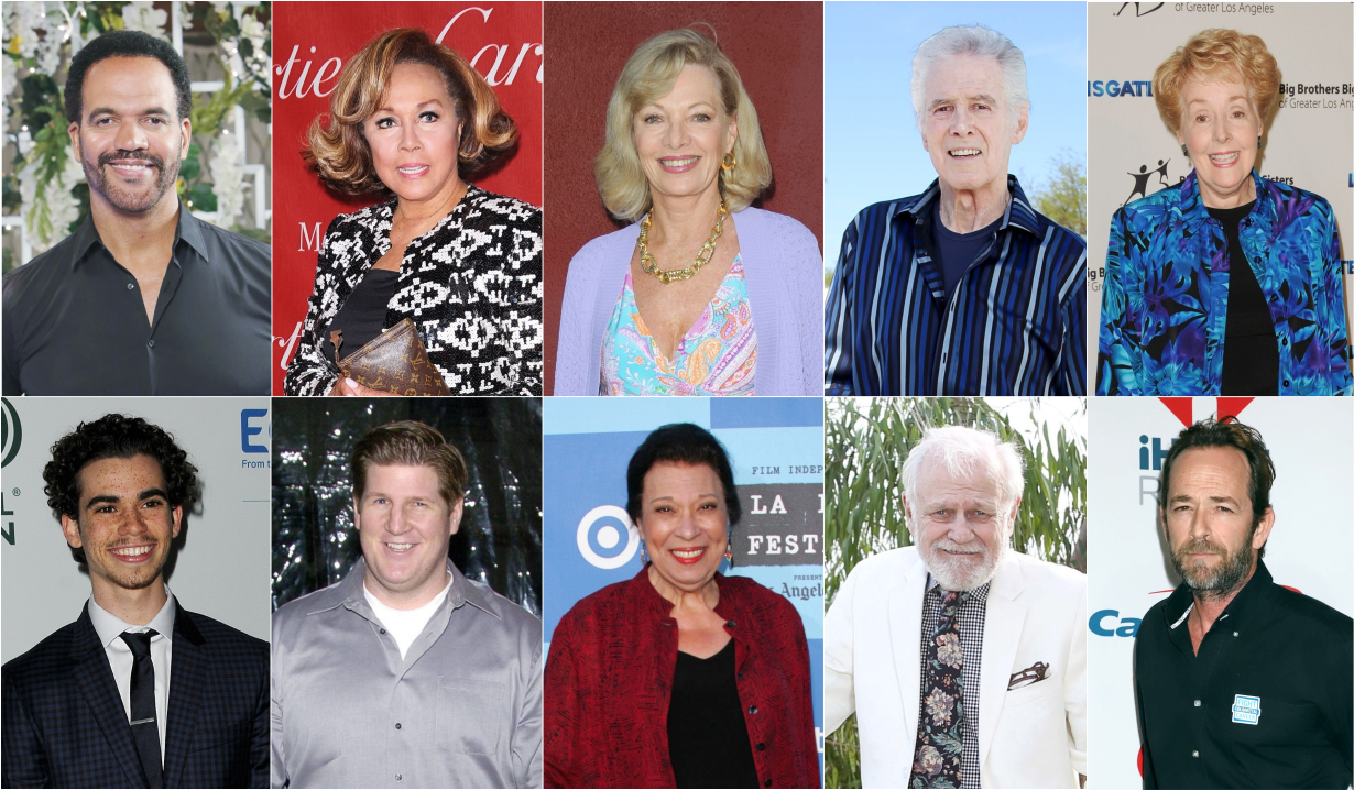 Soap actors, writers and crew we lost in 2019