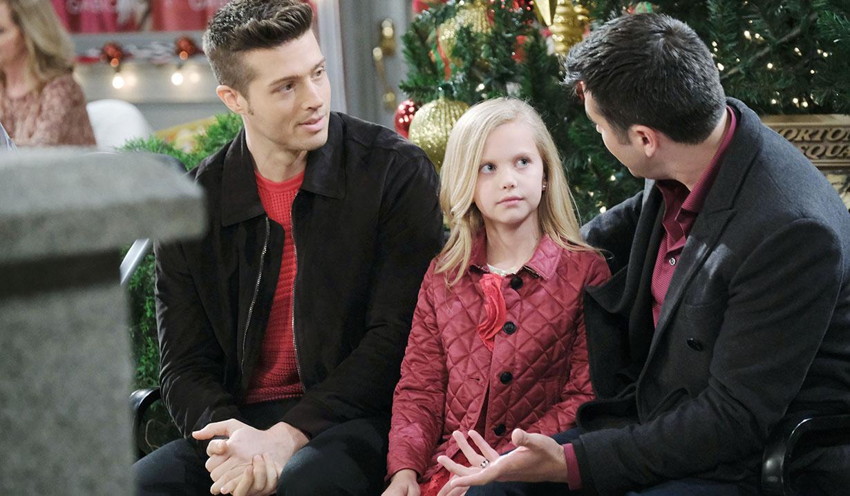 Ari Evan and Sonny Christmas