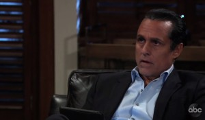 Sonny researches a doctor on General Hospital