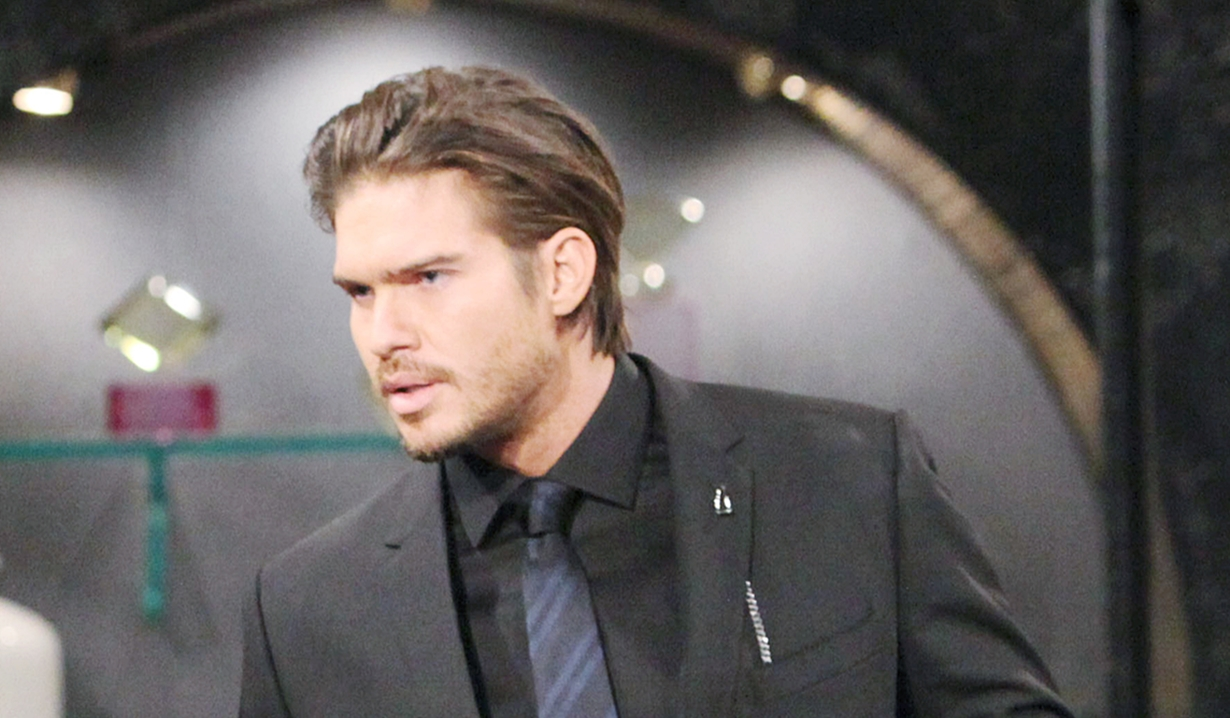 Theo accuses Kyle Young and Restless