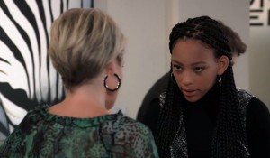 Trina questions Ava's release on General Hospital