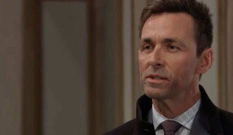 Valentin proposes deal to Jax on General Hospital