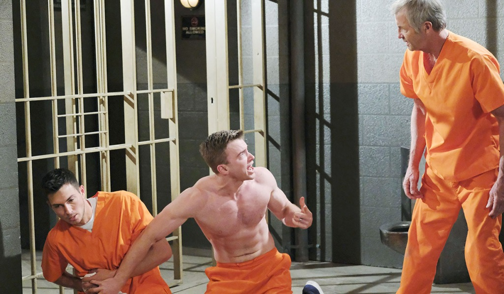 Ben Is Stabbed in Prison After a Struggle With Clyde and His Shiv