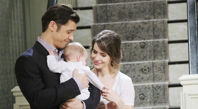 xander goodbye to sarah, mickey days of our lives