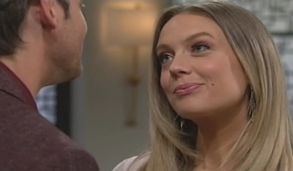 Abby's questioned by Chance Young and Restless