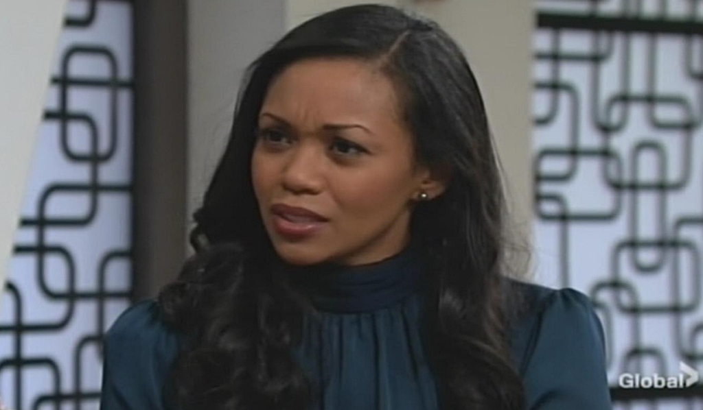 Amanda meets with Victoria Young and Restless