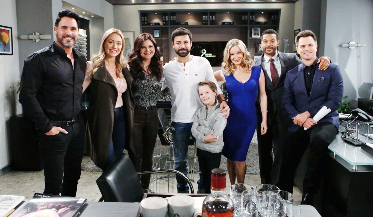Tss Daily Spoiler >> The Bold And The Beautiful