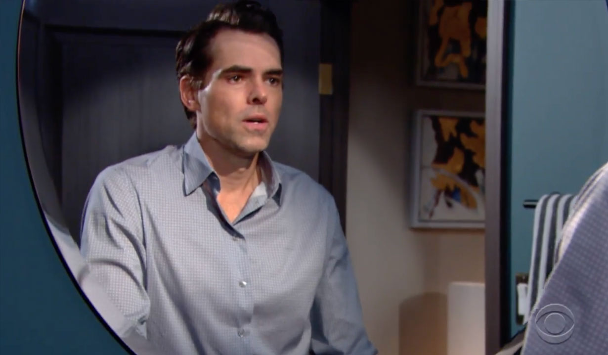 Billy decides to leave Victoria on Young and the Restless