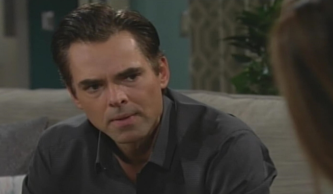Billy tells Victoria about Amanda Young and Restless