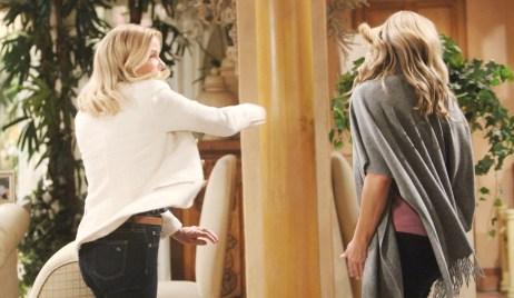 Brooke slaps Shauna Bold and Beautiful