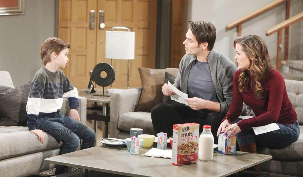 Connor Adam Chelsea Young and Restless