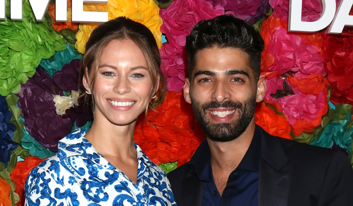 Janaina Reis, Jason Canela engaged Young and Restless