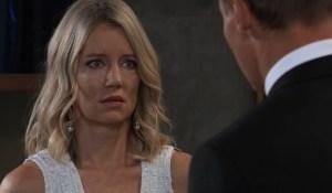 Jax warns Nina about Charlotte General Hospital