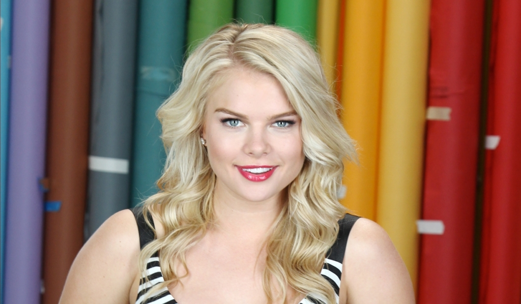 """Y&R Alum Kelli Goss """"Beyond Excited to Be a Part of This Wonderful Project"""" About a Marine Vet Struggling to Adjust to Civilian Life"""