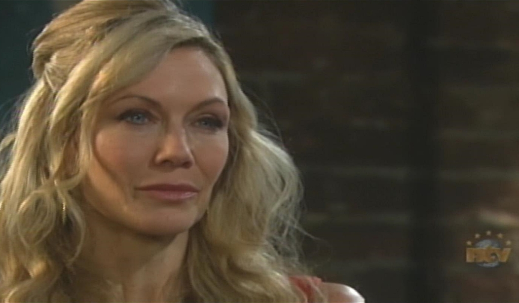 Kristen bonds with Brady Days of our Lives