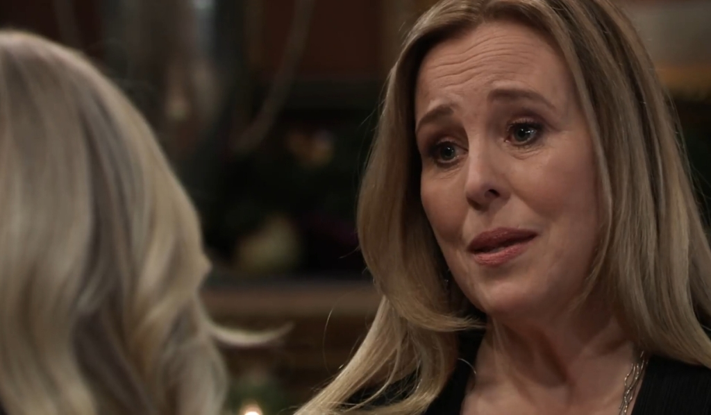Laura tells Lulu she must accept General Hospital