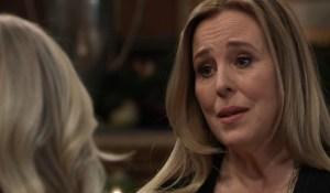 Laura tells Lulu she must accept General Hospital