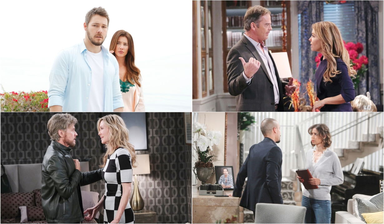 1-13-20 spoilers for bold and beautiful days of our lives general hospital young and restless