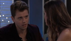 Michael asks Sasha for favor Metro Court General Hospital