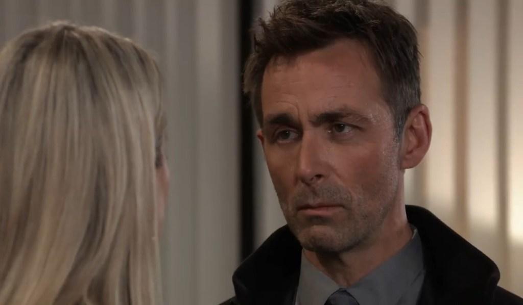 Nina tells Valentin she took him down General Hospital