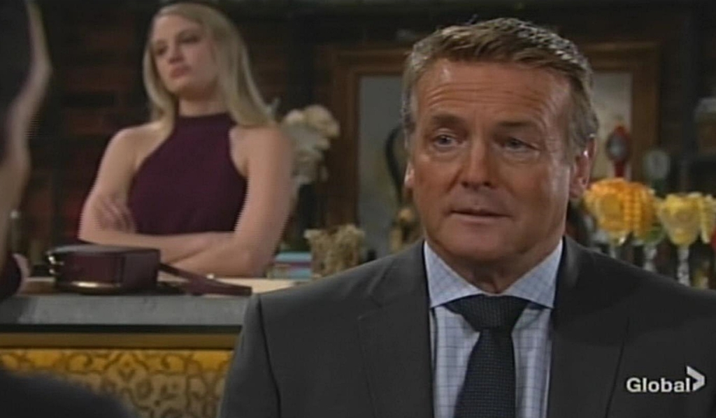 Paul questions Rey Young and Restless