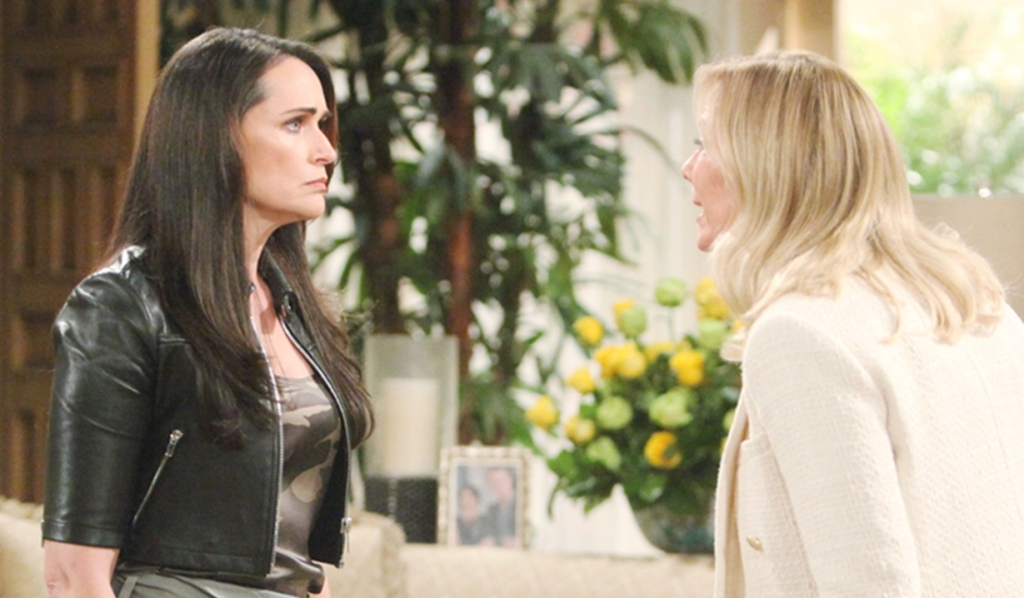 Quinn and Brooke square off Bold and Beautiful