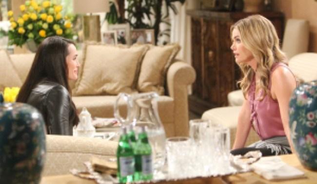 Quinn and Shauna are hopeful Bold and Beautiful