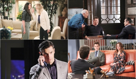 1-27-19 spoilers for bold and beautiful days of our lives general hospital young and restless