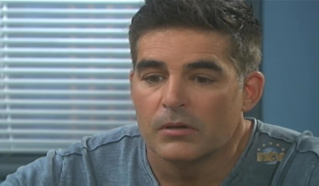 Rafe and Shawn discuss how to proceed Days of our Lives