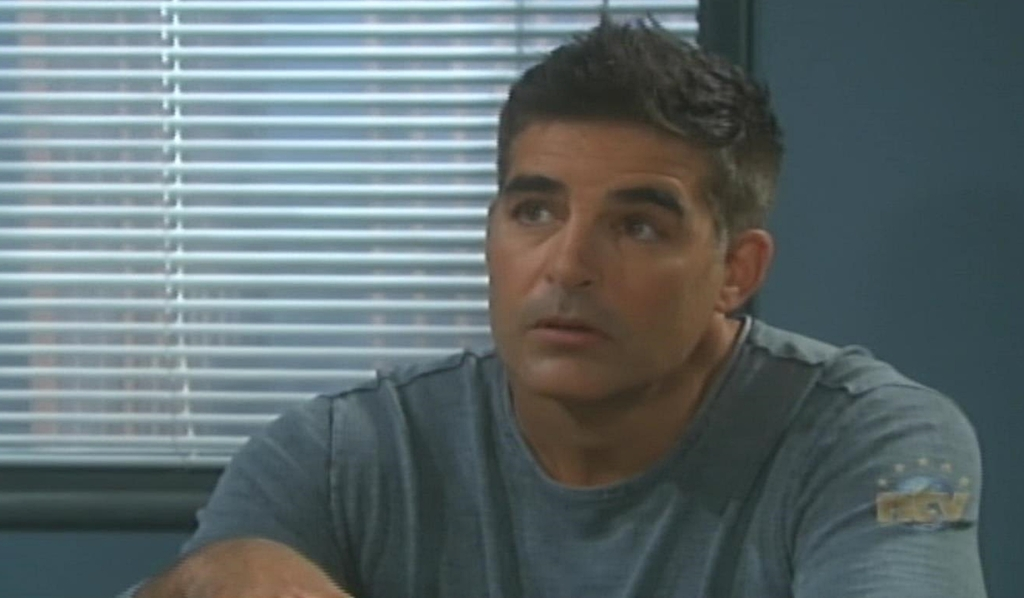 Rafe updates Shawn Days of our Lives
