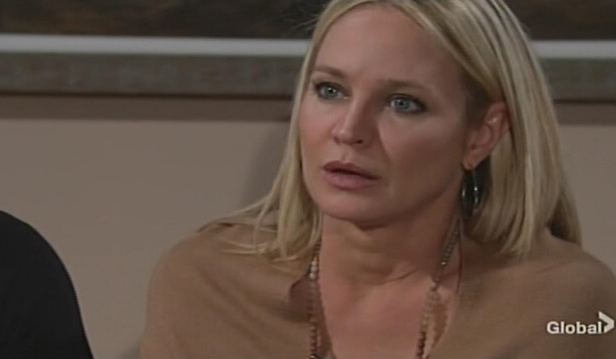 Sharon gets prognosis Young and Restless