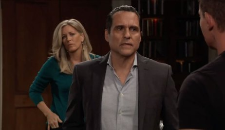 Sonny needs Jason's help on General Hospital