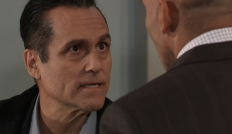 Sonny asks why Taggert is back General Hospital