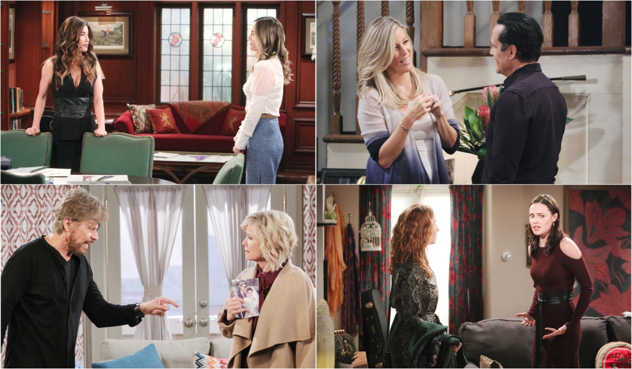 1-6-20 spoilers for bold and beautiful days of our lives general hospital young and restless