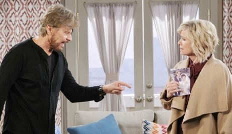Steve yells at Kayla Days of our Lives