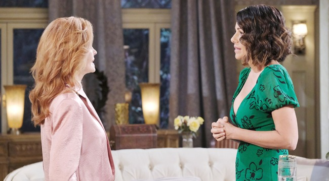 Summer upsets Maggie days of our lives