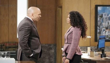 Taggert returns to help Jordan General Hospital