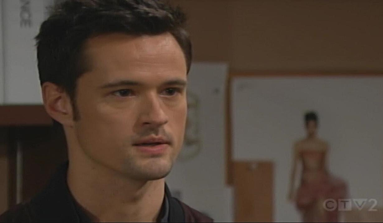 Thomas threatens Liam Bold and Beautiful