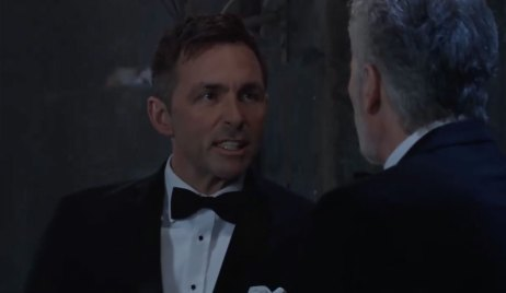 Valentin knows the codicil still exists on General Hospital