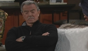 Victor visit from Adam Young and Restless
