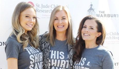 Y&R stars hit the catwalk at St. Jude Children's Hospital Fundraiser
