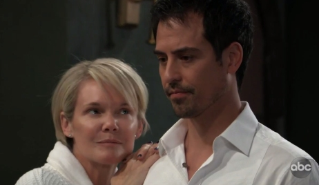 Ava and Nikolas defend their union on General Hospital